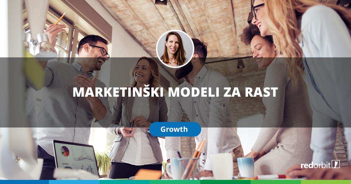 Ljudje pripravljajo marketinško strategijo za rast