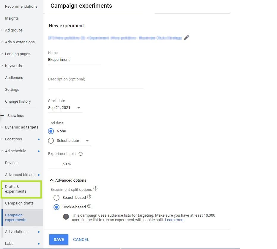 AB testiranje_Google