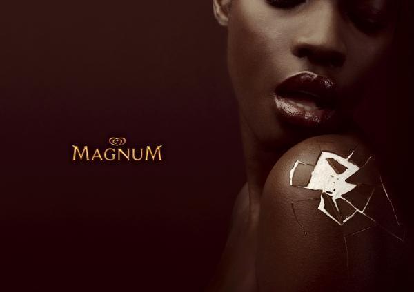 Magnum tiskan oglas