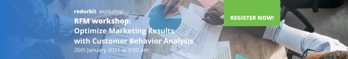 RFM delavnica analiza