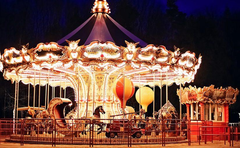 Carousel ads, zakaj bi bili ... če jih ne bi uporabljali. ;)