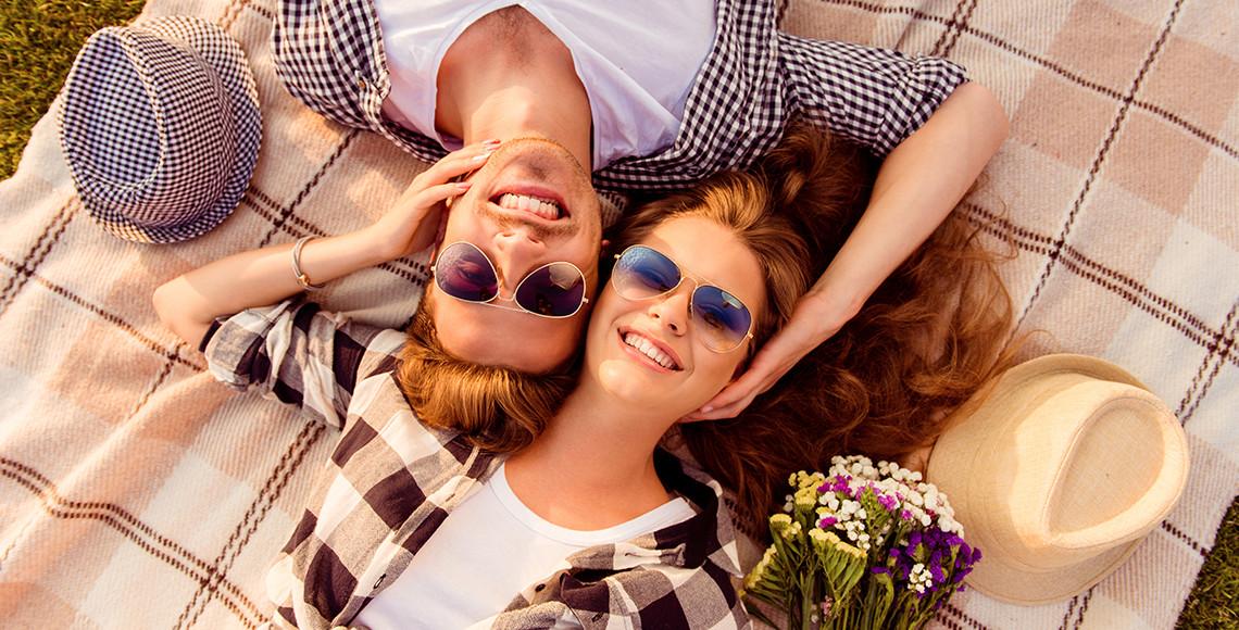 Družabna stran družabnih medijev: Ljubezenska zgodba