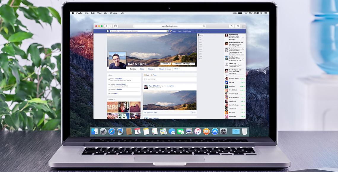 Facebook predstavil nov dizajn »News Feed-a«