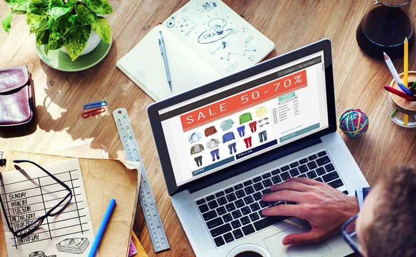 Spletni nakupovalni trendi na sončni strani Alp v letu 2015