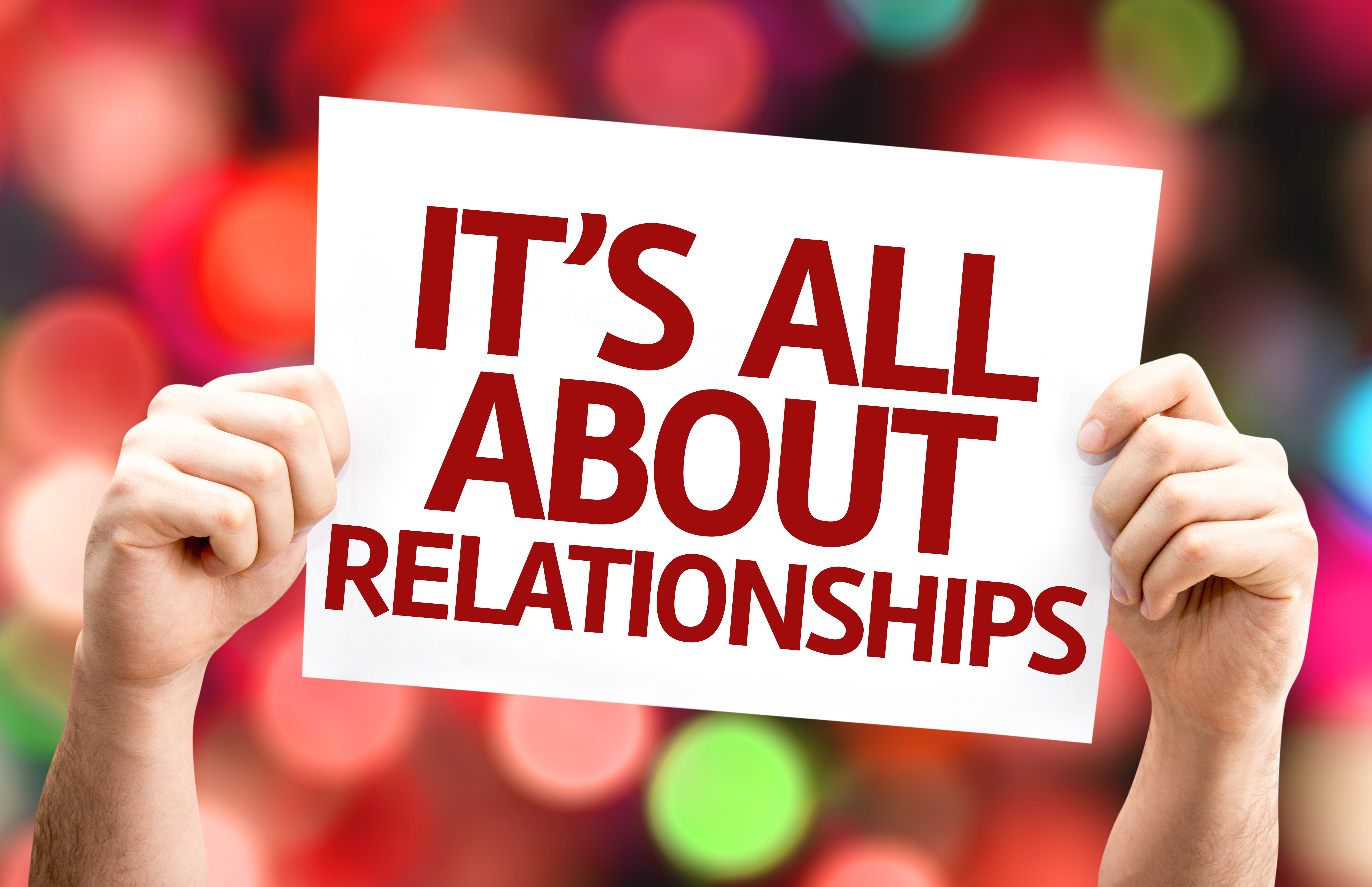 Trženje na podlagi odnosov