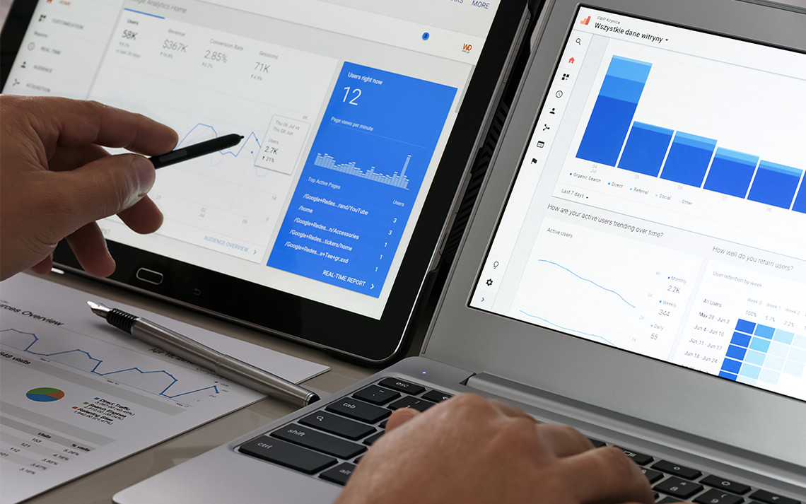 Osnove Google Analytics