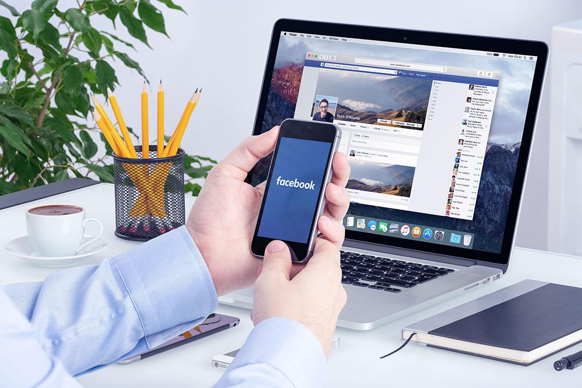 Webinar Facebook oglaševanja